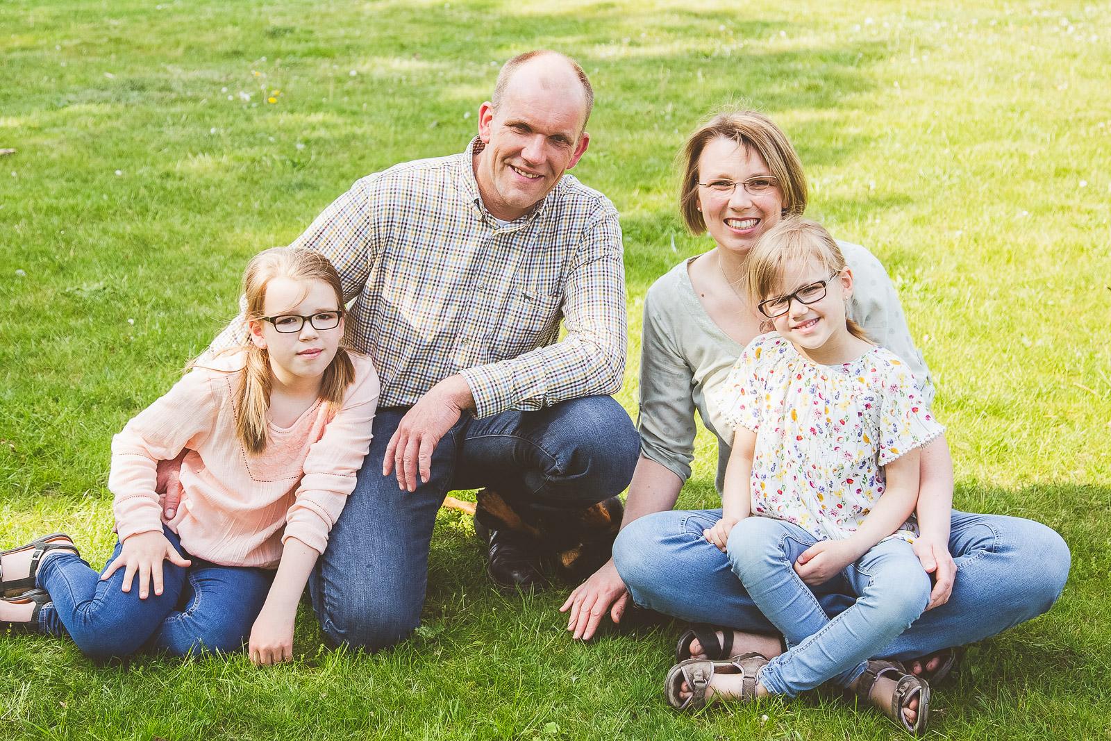 Familie Grundstedt